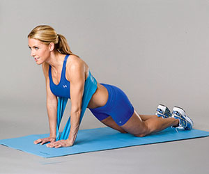 Triceps Push-Up