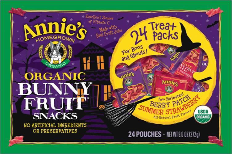 Organic healthy halloween candy